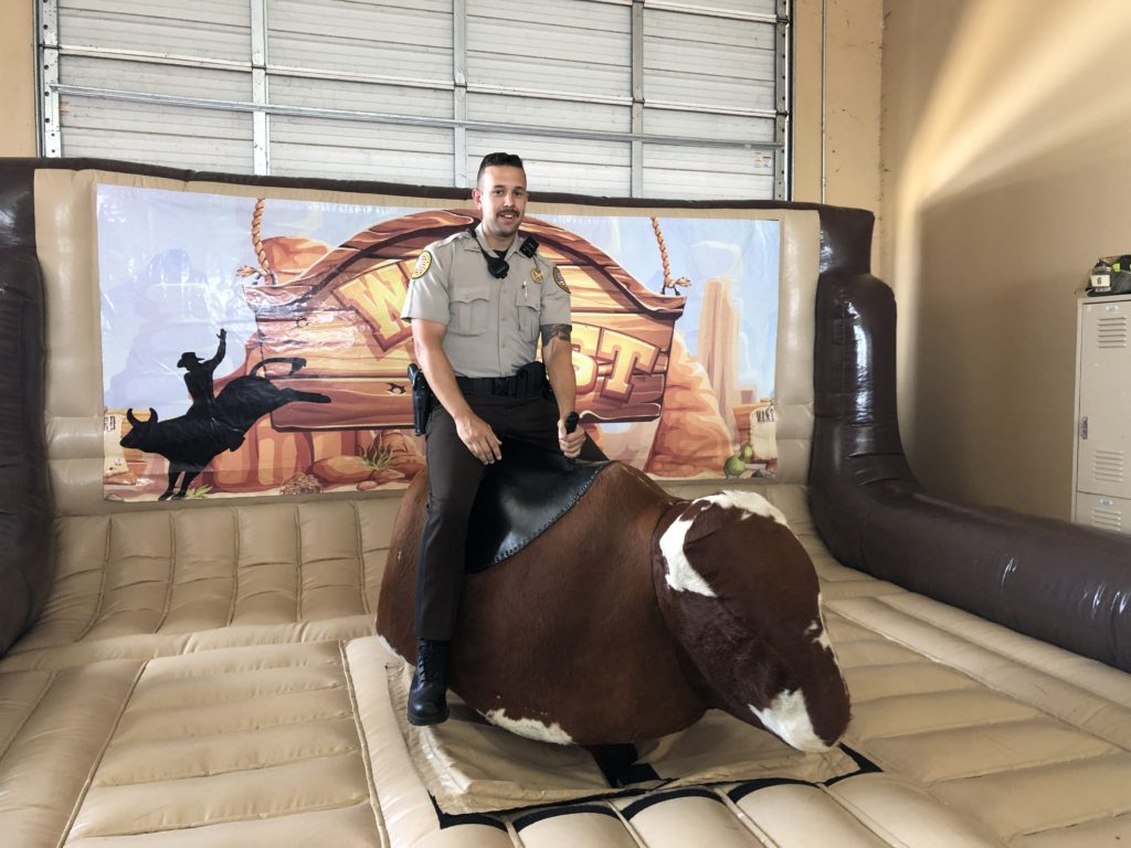 about mechanical bull atlanta